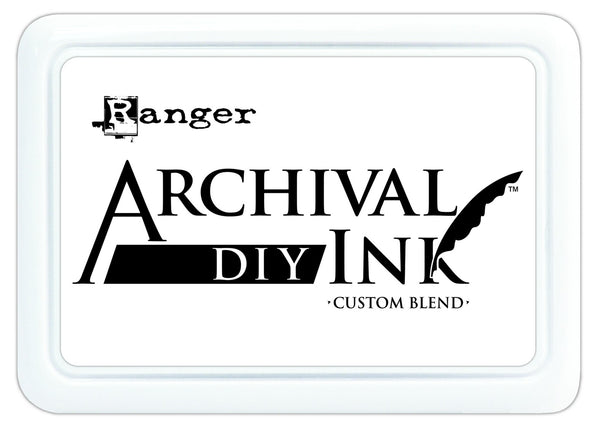 Archival DIY Ink Pad, Custom Blend