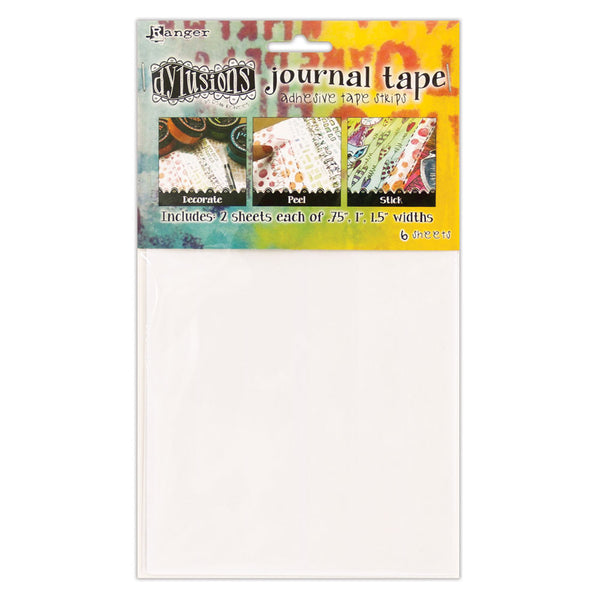 Ranger Dylusions, Journal Tape Strips - Scrapbooking Fairies