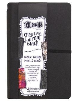 Dyan Reaveley's Dylusions Black Journal, Small