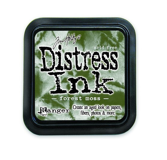 Ranger, Distress Ink Pad, Forest Moss