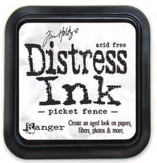Ranger, Distress Ink Pad, Picket Fence