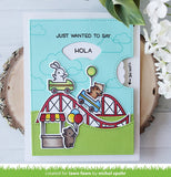 "Lawn Fawn, Clear Stamps 4""X6"", Reveal Wheel Sentiments"