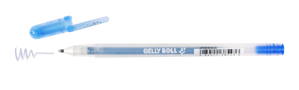 Sakura, Gelly Roll Metallic Medium Point Pen, Blue