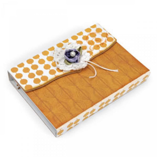 Sizzix, Bigz Xl Die, Index Card Folder