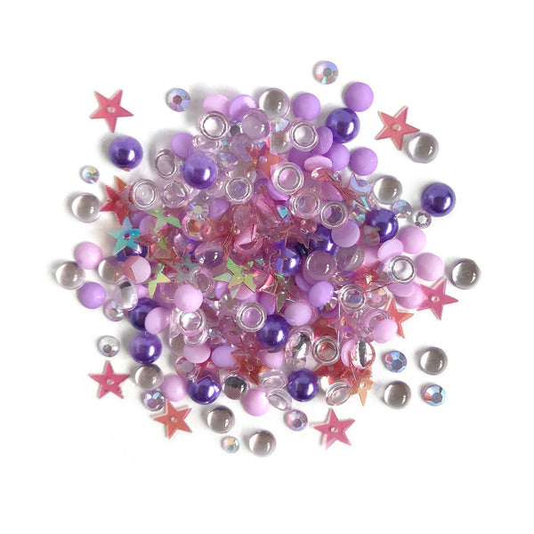 Buttons Galore & More, Sparkletz Embellishment, Jelly Fish