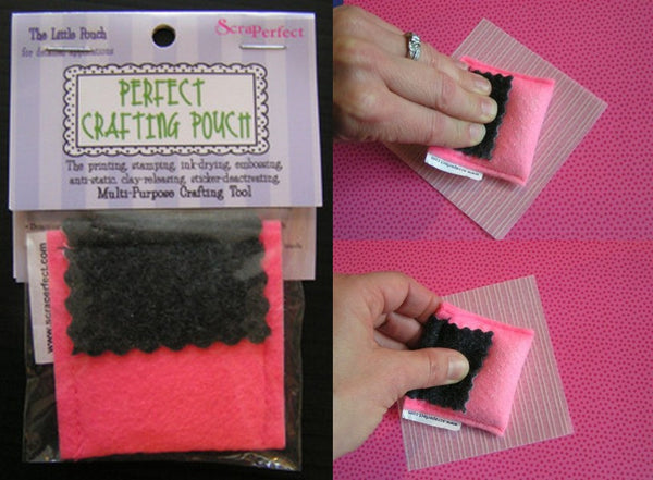 ScraPerfect, Perfect Crafting Pouch (Small)
