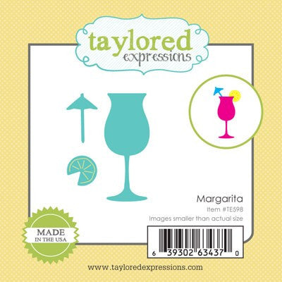 Taylored Expressions, Little Bits - Margarita, Thinlits Dies - Scrapbooking Fairies