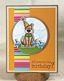 Taylored Expressions, Cloudy Days Embossing Folder - Scrapbooking Fairies