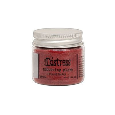 Tim Holtz Distress Embossing Glaze, Fired Brick
