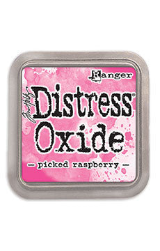 Ranger Tim Holtz, 2nd release of Distress Oxide Ink Pad, Picked Raspberry