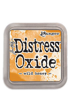 Tim Holtz, Distress Oxide Ink Pad, Wild Honey