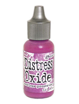 Ranger Tim Holtz, 2nd Release Distress Oxide Re-Inkers -Seedless Preserves