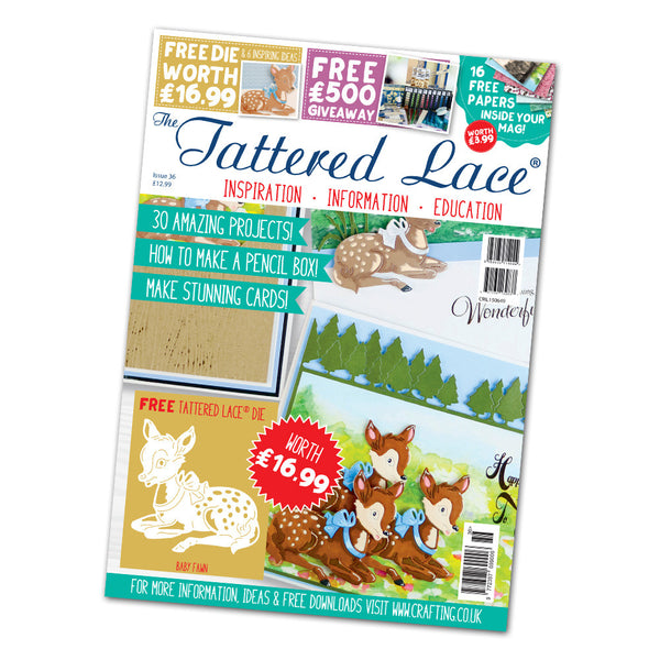 Tattered Lace, The Tattered Lace Magazine Issue 36