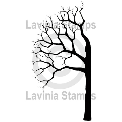 Lavinia Stamps, Tree Half L2 - Scrapbooking Fairies