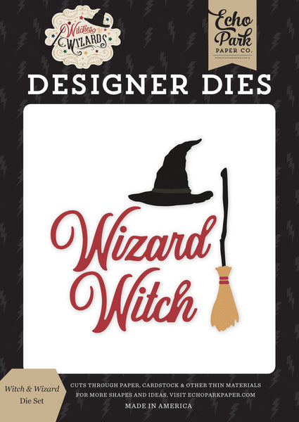 Echo Park Dies, Witch & Wizard, Witches & Wizards