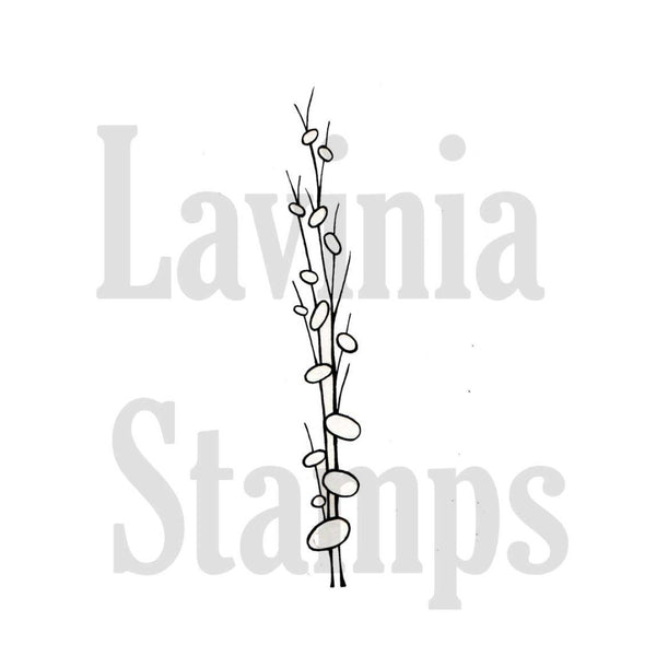 Lavinia Stamps, Zen Single Grass, Clear Stamp - Scrapbooking Fairies