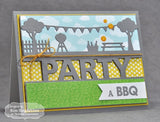 Taylored Expressions, Eventful - BBQ, Thinlits Dies - Scrapbooking Fairies