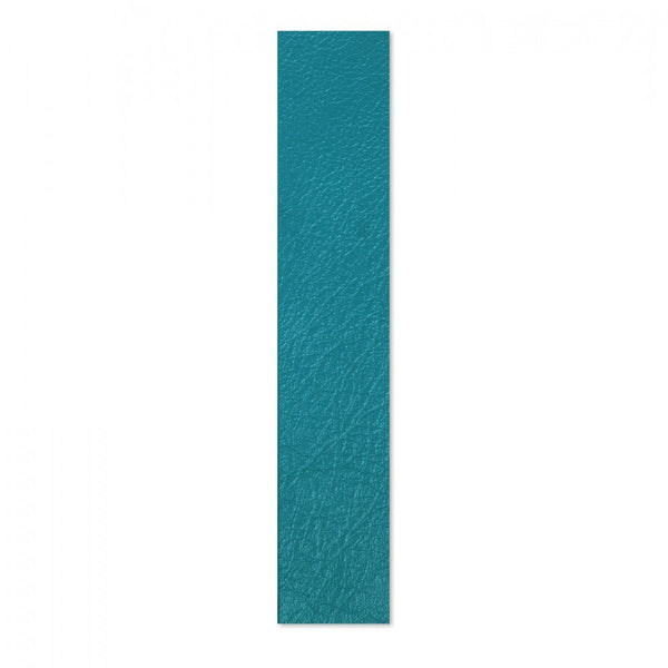 "Sizzix Leather - 2"" x 8"" Dark Turquoise (Cowhide)"
