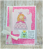Taylored Expressions, Little Bits - Frog, Thinlits Dies - Scrapbooking Fairies