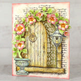 Heartfelt Creations Cut & Emboss Dies, French Doorway, French Cottage