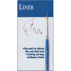 #0 LINER Series 400 Bette Byrd Brushes - Scrapbooking Fairies