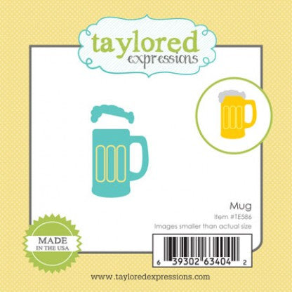 Taylored Expressions, Little Bits - Mug - Scrapbooking Fairies