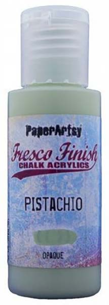 PaperArtsy, Fresco Finish Chalk Acrylics Paint - Pistachio (Opaque)