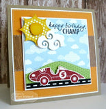 Taylored Expressions, Build a Scene - On the Road, Dies - Scrapbooking Fairies