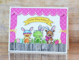 Taylored Expressions, Somebunny Loves You, Cling Stamps