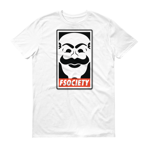 FSociety Mr Robot T-Shirt