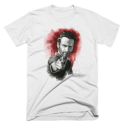 The Walking Dead Rick Grimes T-Shirt