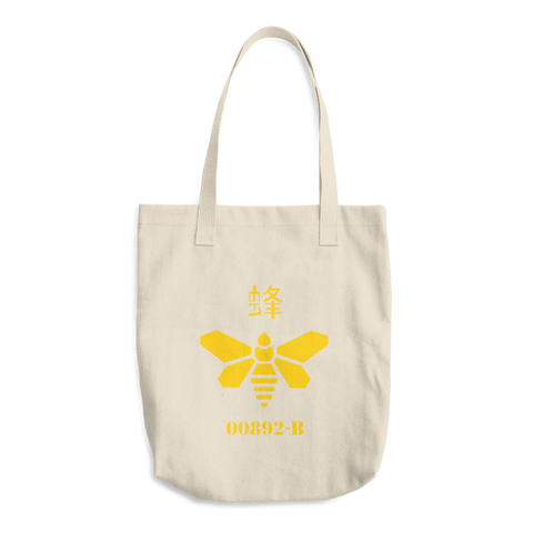 Breaking Bad Methylamine Gold Moth Cotton Tote Bag