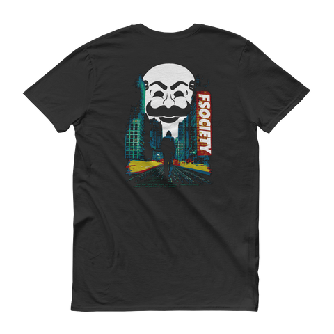 Long Walk Mr Robot T-Shirt