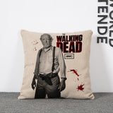 The Walking Dead Sleep Like the Dead Pillows