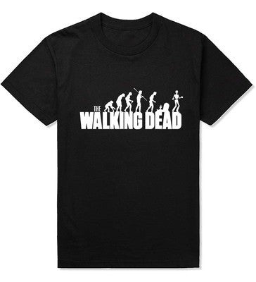 The Walking Dead Evolution T-Shirt