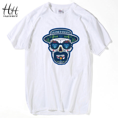 Breaking Bad Heisenberg Sugar Skull T-shirt