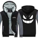 Pokemon Fleece Hoodie Sweatshirt