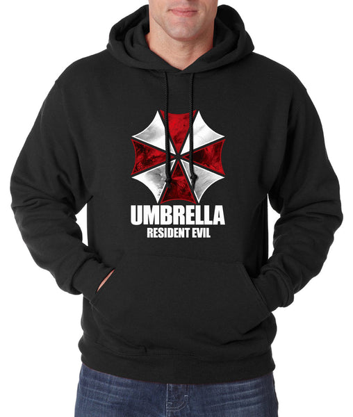 Resident Evil Umbrella Corporation pullover hoodie