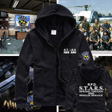 Resident Evil S.T.A.R.S Special Tactics Of Search And Rescue Team Hoodie