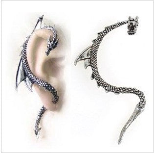 Game of Thrones Style Dragon Earring