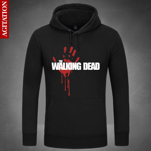 The Walking Dead Handprint Hoodie
