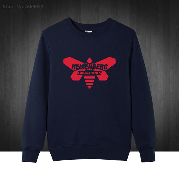 Breaking Bad Golden Moth Methylamine Heisenberg Sweatshirt