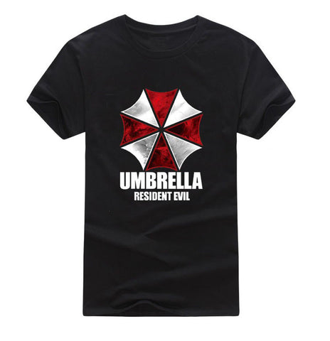 Resident Evil Umbrella Corporation T Shirt