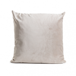 Add some hotel chic interior into your home with the minky cushion. Beautiful with soft muted colour and texture.