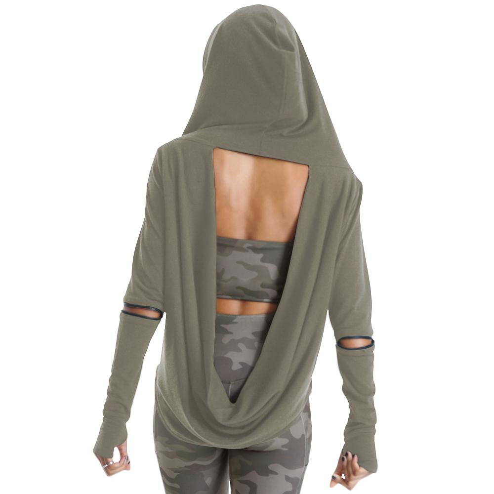Lagertha Hoodie - YCO ACTIVE