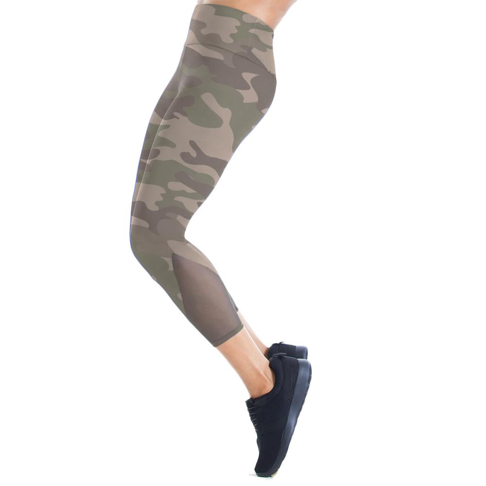 Nefertiti Legging - YCO ACTIVE