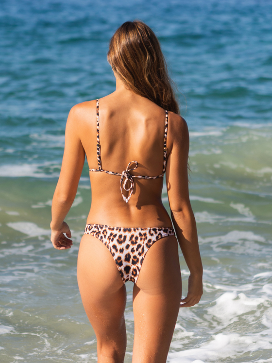 Willow Top x Piper Bottom - Leopard