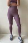 Performance Extra High Rise Legging - Orchid