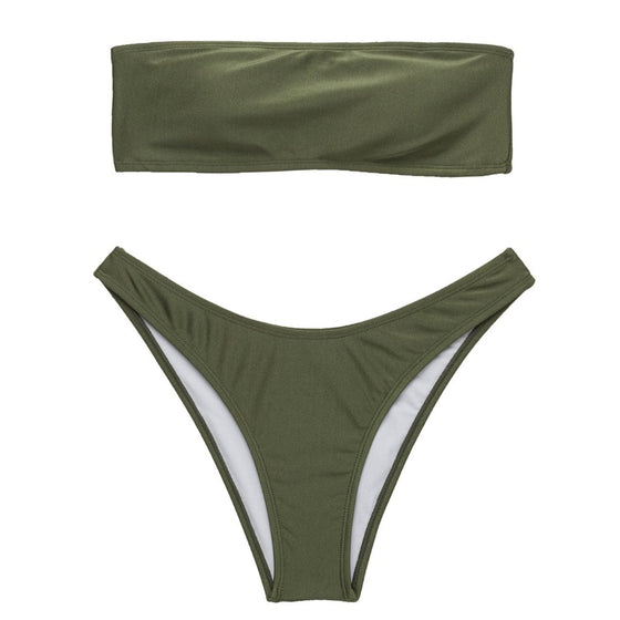 Beck Bottom - Khaki