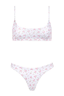 Gemma Set - White Floral